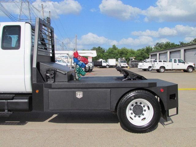 2009 Ford F650 Flatbed - 14498607 - 5
