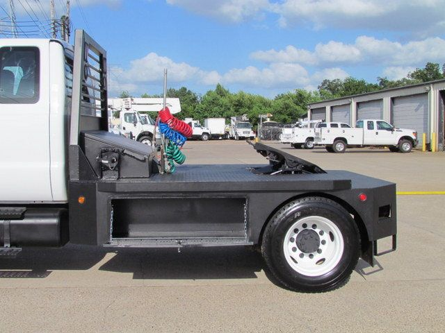 2009 Ford F650 Flatbed - 14498607 - 6