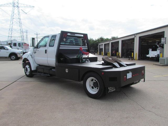 2009 Ford F650 Flatbed - 14498607 - 7