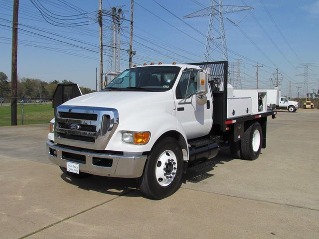2009 Ford F650 Fuel - Lube Truck - 10612359 - 2