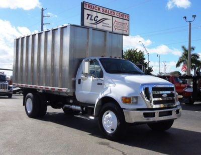 2009 Ford F750