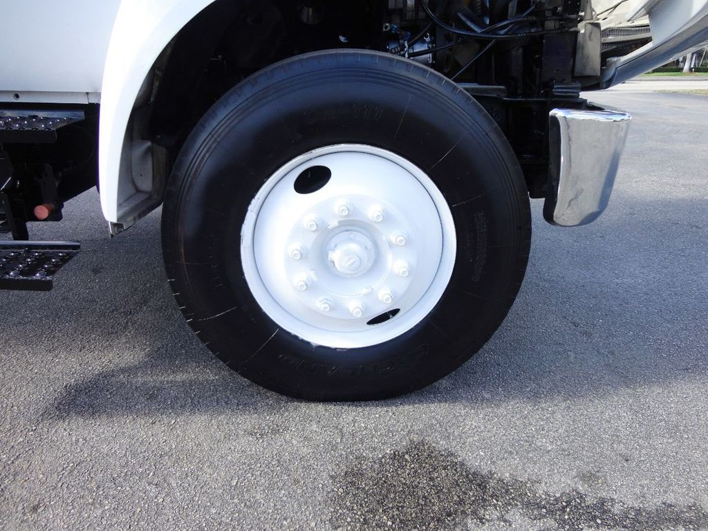 2009 Ford F750 16FT ALUM CHIPPER DUMP TRUCK..*NEW*AD FAB DUMP BOX .. - 18489209 - 13