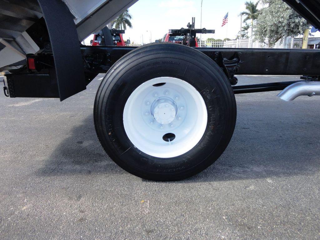 2009 Ford F750 16FT ALUM CHIPPER DUMP TRUCK..*NEW*AD FAB DUMP BOX .. - 18489209 - 14