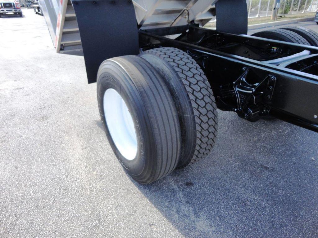 2009 Ford F750 16FT ALUM CHIPPER DUMP TRUCK..*NEW*AD FAB DUMP BOX .. - 18489209 - 15
