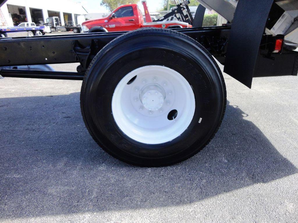 2009 Ford F750 16FT ALUM CHIPPER DUMP TRUCK..*NEW*AD FAB DUMP BOX .. - 18489209 - 16
