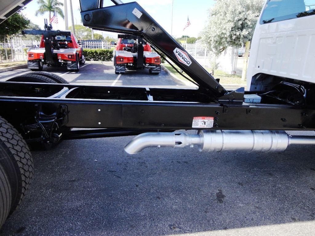 2009 Ford F750 16FT ALUM CHIPPER DUMP TRUCK..*NEW*AD FAB DUMP BOX .. - 18489209 - 27