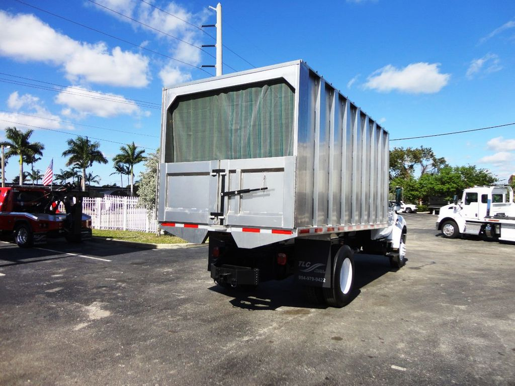2009 Ford F750 16FT ALUM CHIPPER DUMP TRUCK..*NEW*AD FAB DUMP BOX .. - 18489209 - 6