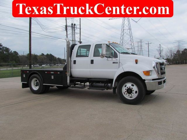 Dealer Video - 2009 Ford F750 Flatbed - 14525607