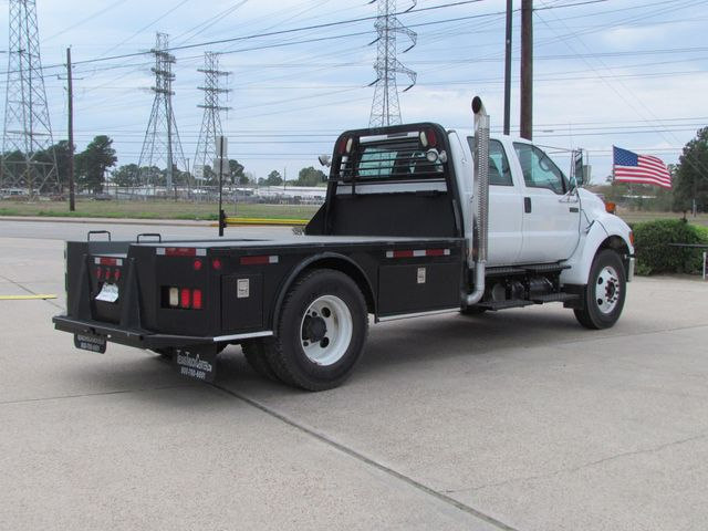 2009 Ford F750 Flatbed - 14525607 - 11
