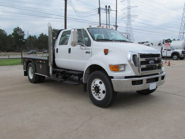 2009 Ford F750 Flatbed - 14525607 - 1