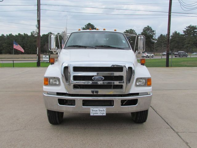 2009 Ford F750 Flatbed - 14525607 - 2