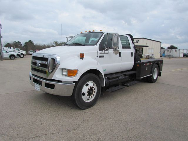 2009 Ford F750 Flatbed - 14525607 - 3
