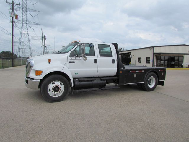 2009 Ford F750 Flatbed - 14525607 - 4