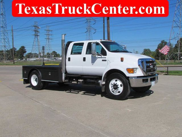 Dealer Video - 2009 Ford F750 Flatbed - 15428728
