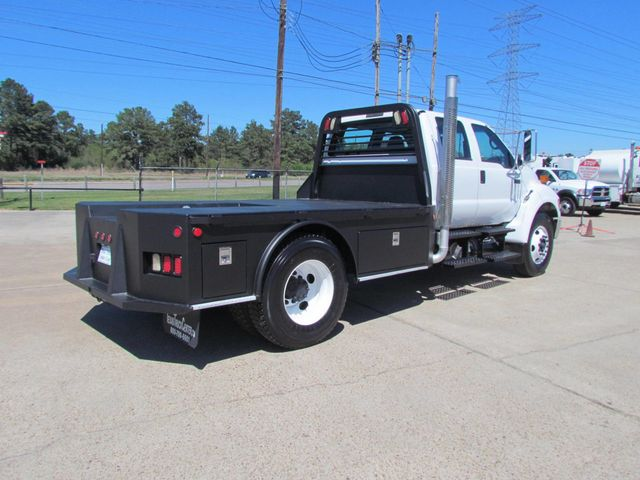 2009 Ford F750 Flatbed - 15428728 - 12