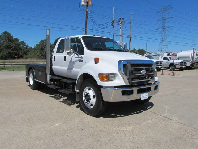 2009 Ford F750 Flatbed - 15428728 - 1