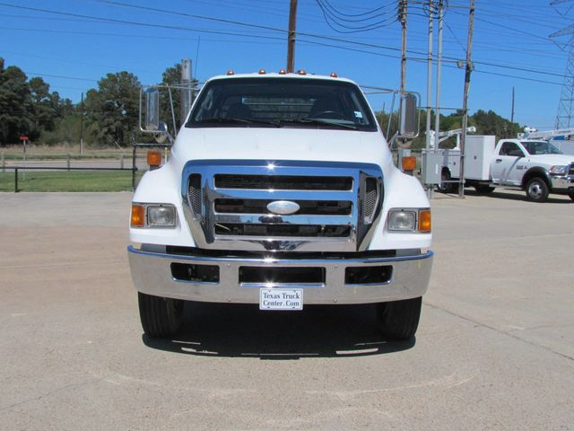 2009 Ford F750 Flatbed - 15428728 - 2