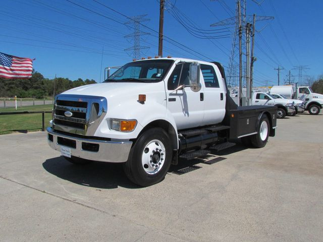 2009 Ford F750 Flatbed - 15428728 - 3