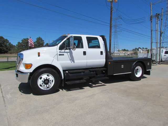 2009 Ford F750 Flatbed - 15428728 - 4