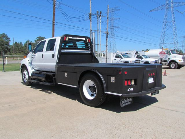 2009 Ford F750 Flatbed - 15428728 - 7