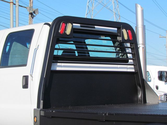 2009 Ford F750 Flatbed - 15428728 - 8