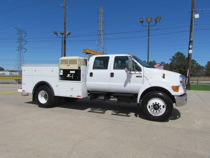 Dealer Video - 2009 Ford F750 Utility-Service - 16660078