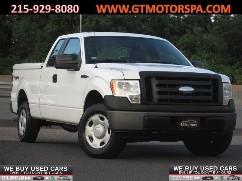 "2009 Ford F-150 4WD SuperCab 145"" XL - 19105033 - 0"