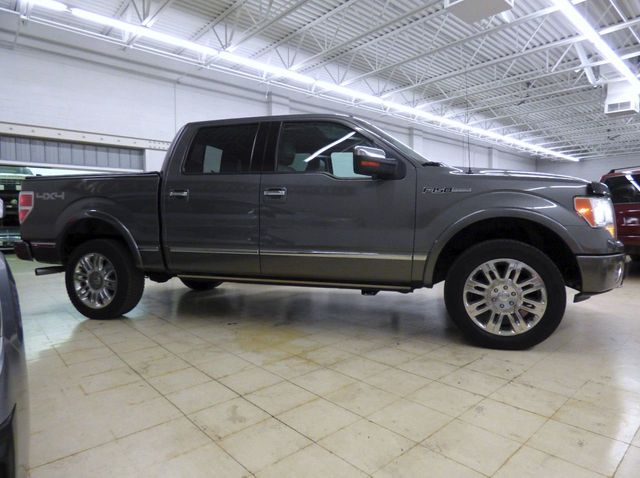 "2009 Ford F-150 4WD SuperCrew 145"" Platinum - Click to see full-size photo viewer"