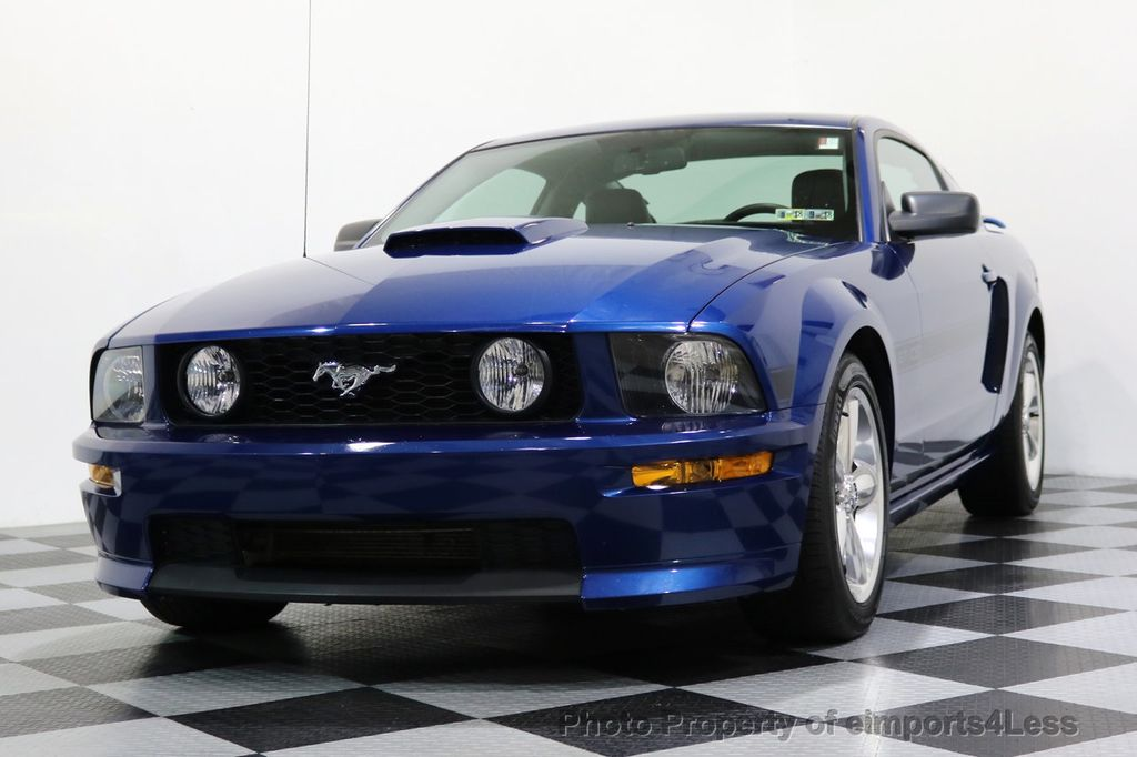 2009 Ford Mustang CERTIFIED MUSTANG GT/CS CALIFORNIA SPECIAL - 17160390 - 12