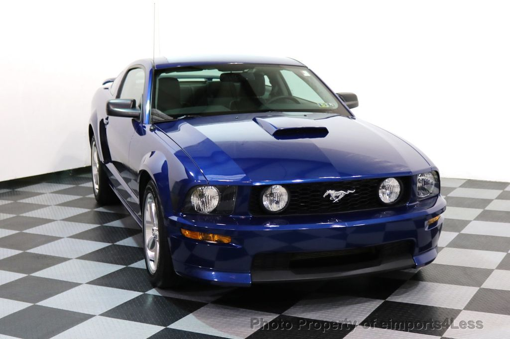 2009 Ford Mustang CERTIFIED MUSTANG GT/CS CALIFORNIA SPECIAL - 17160390 - 13