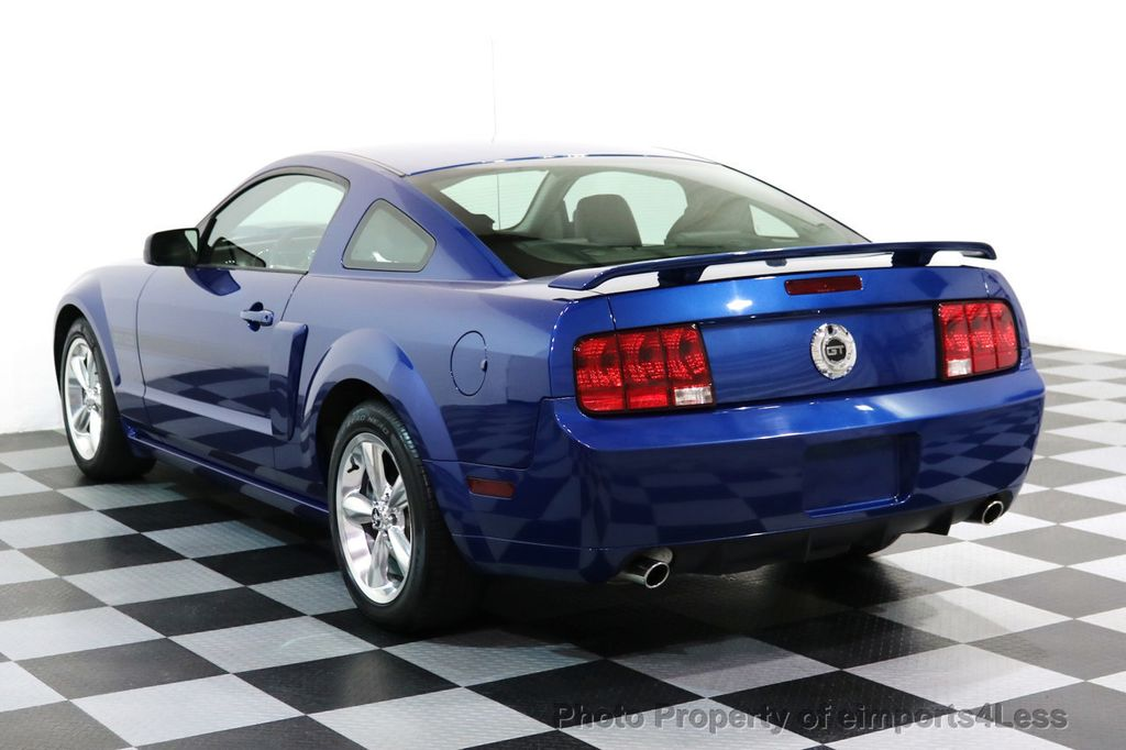 2009 Ford Mustang CERTIFIED MUSTANG GT/CS CALIFORNIA SPECIAL - 17160390 - 26