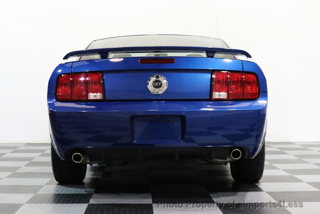2009 Ford Mustang CERTIFIED MUSTANG GT/CS CALIFORNIA SPECIAL - 17160390 - 27