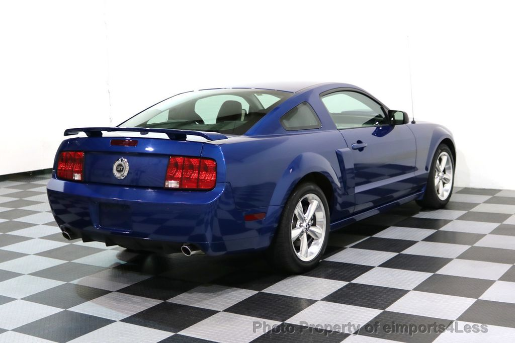 2009 Ford Mustang CERTIFIED MUSTANG GT/CS CALIFORNIA SPECIAL - 17160390 - 28