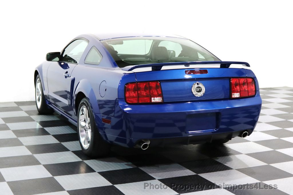 2009 Ford Mustang CERTIFIED MUSTANG GT/CS CALIFORNIA SPECIAL - 17160390 - 2