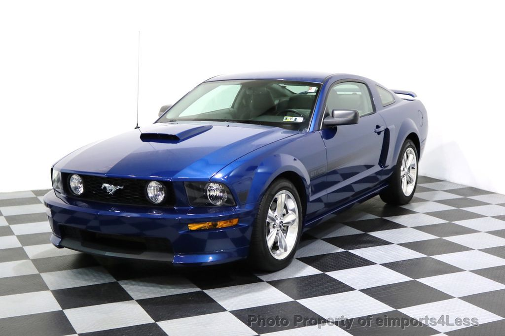 2009 Used Ford Mustang CERTIFIED MUSTANG GT/CS CALIFORNIA SPECIAL at ...