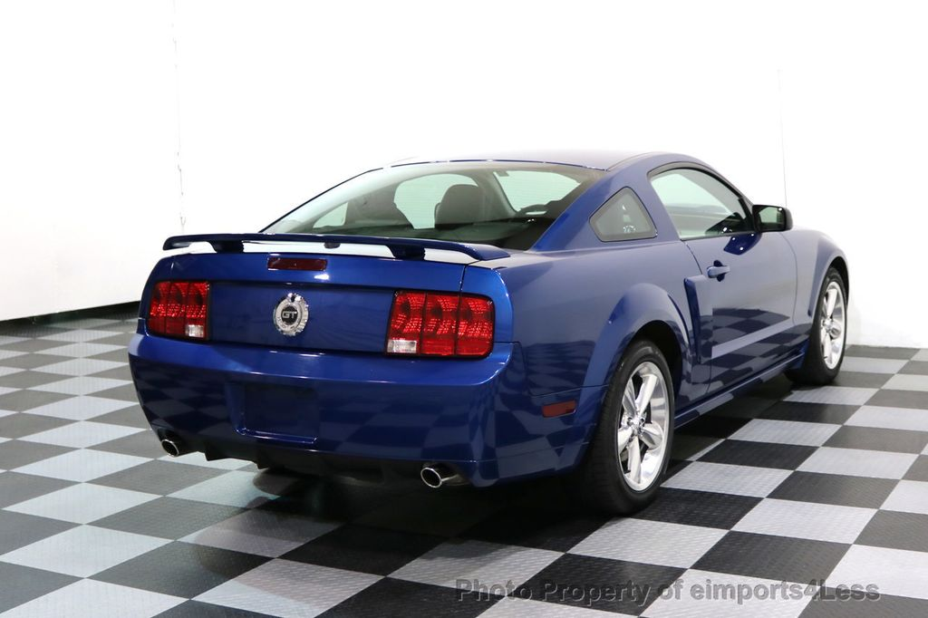 2009 Ford Mustang CERTIFIED MUSTANG GT/CS CALIFORNIA SPECIAL - 17160390 - 3