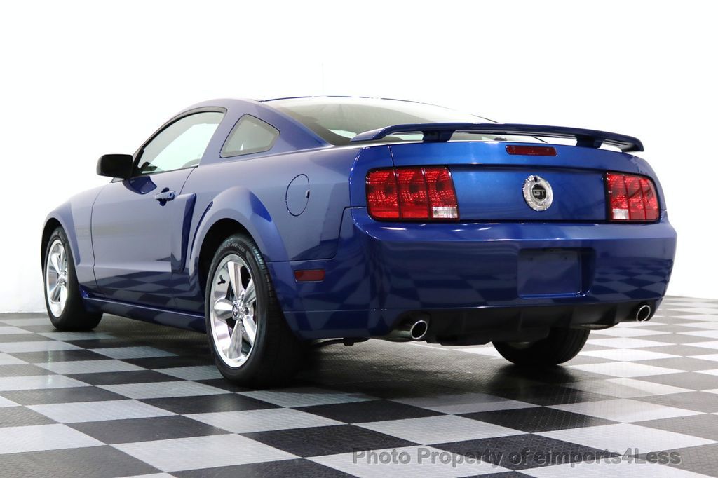 2009 Ford Mustang CERTIFIED MUSTANG GT/CS CALIFORNIA SPECIAL - 17160390 - 45