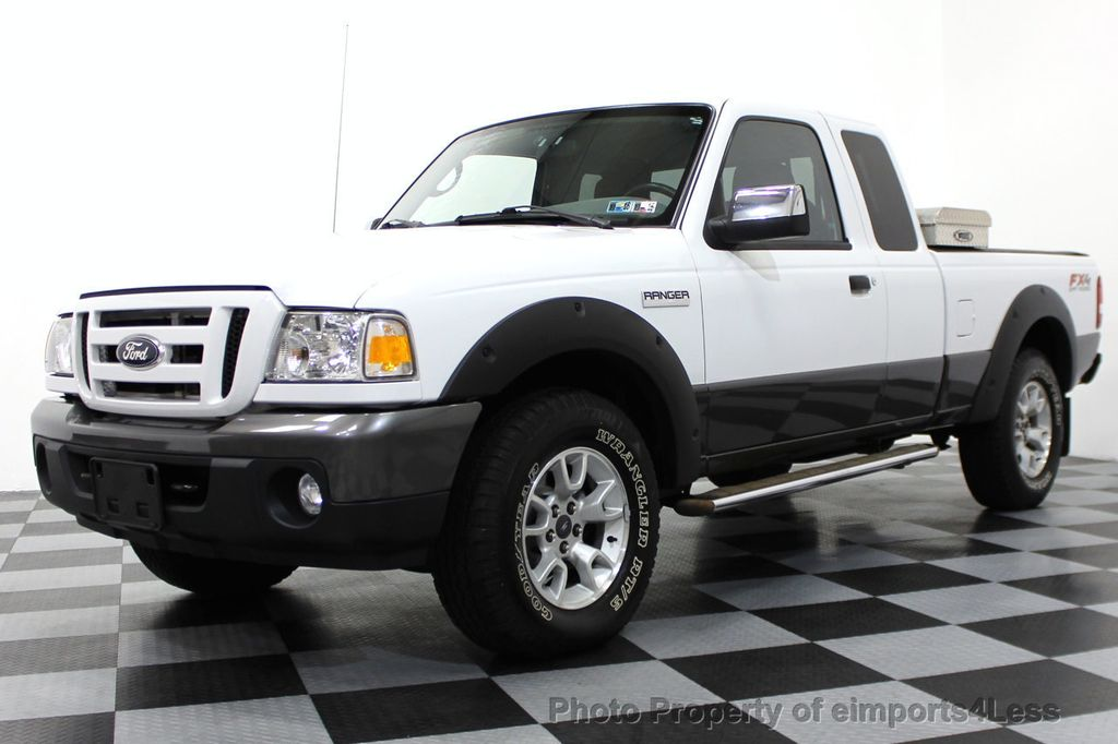 """2008 Ford Ranger Fx4 Reviews >> 2009 Used Ford Ranger 4WD 4dr SuperCab 126"""" FX4 Off-Road at eimports4Less Serving Doylestown ..."""