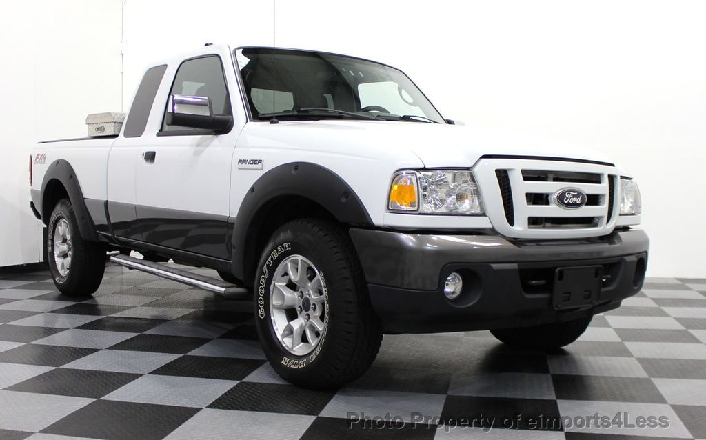 2009 used ford ranger 4wd 4dr supercab 126 fx4 off road at eimports4less serving doylestown. Black Bedroom Furniture Sets. Home Design Ideas