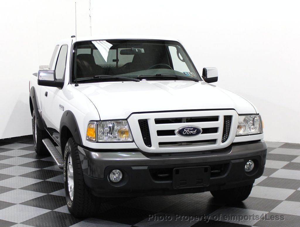 2009 ford ranger 4wd 4dr supercab 126 fx4 off road 15423818 21