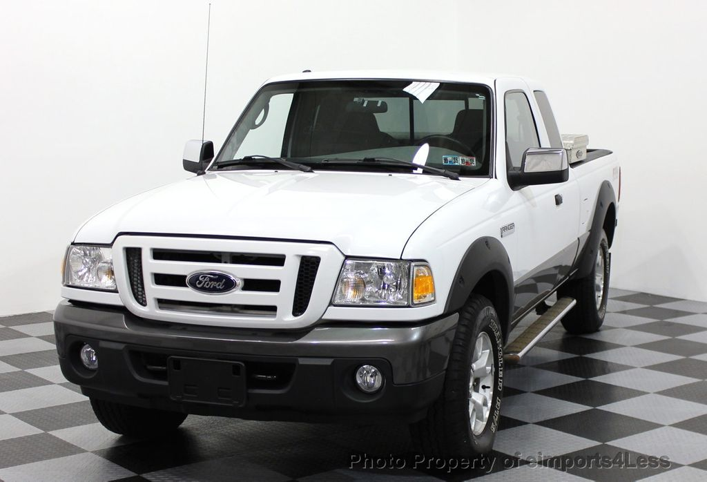 2009 used ford ranger 4wd 4dr supercab 126 fx4 off road. Black Bedroom Furniture Sets. Home Design Ideas