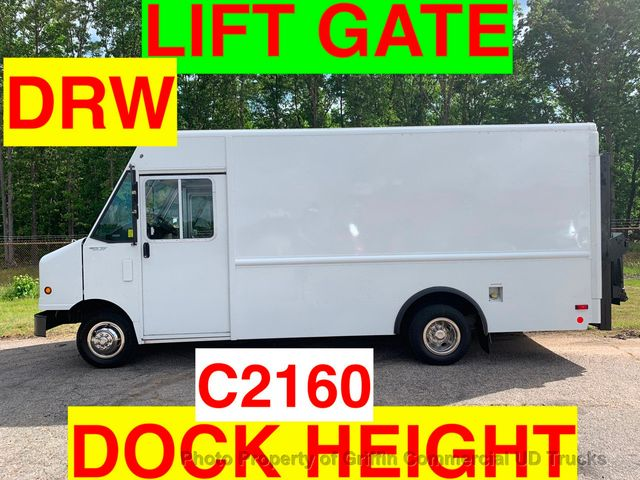 2009 Ford STEP VAN LIFT GATE ONE OWNER COLD A/C DOCK HEIGHT VARIABLE LEVEL LIFT GATE