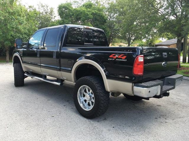 2009 used ford super duty f 250 srw 4wd crew cab 156 lariat at a luxury autos serving miramar. Black Bedroom Furniture Sets. Home Design Ideas