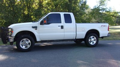 "2009 Ford Super Duty F-250 SRW 4WD SuperCab 158"" XLT Truck"