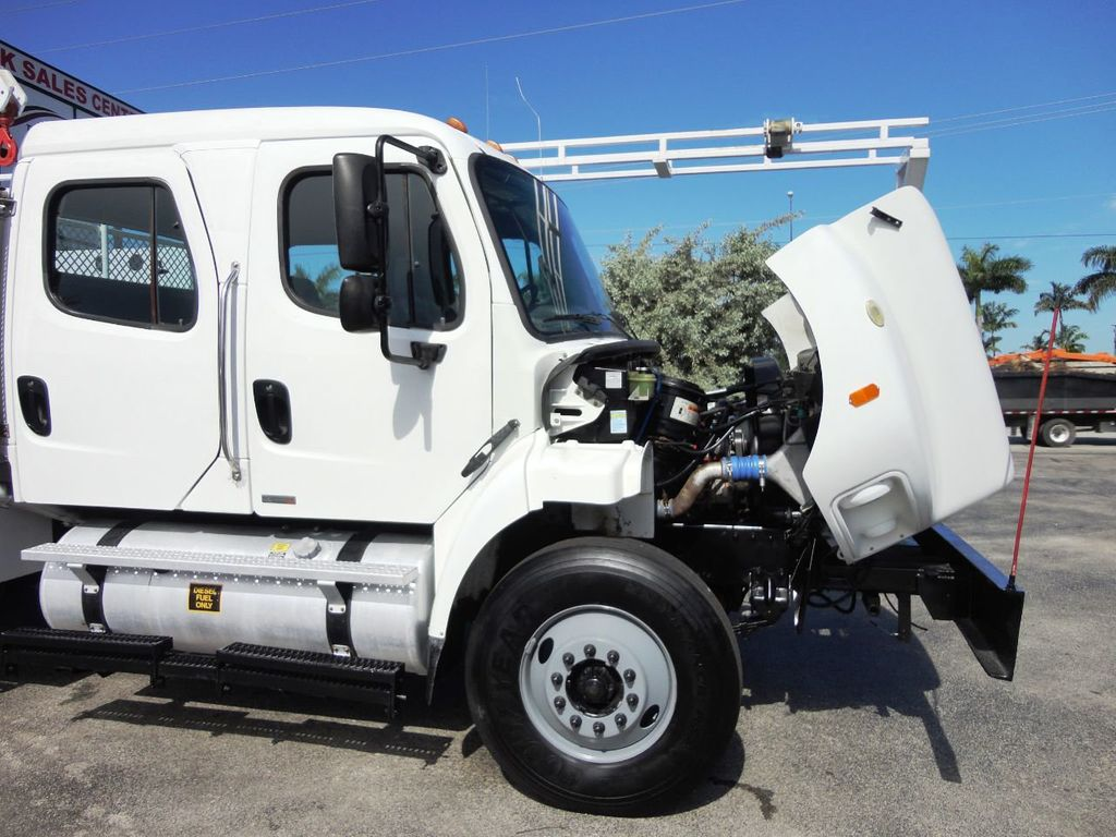 2009 Freightliner BUSINESS CLASS M2 31FT CRANE, STELLAR 60MH 6000LB..CREWCAB HD - 19193683 - 18