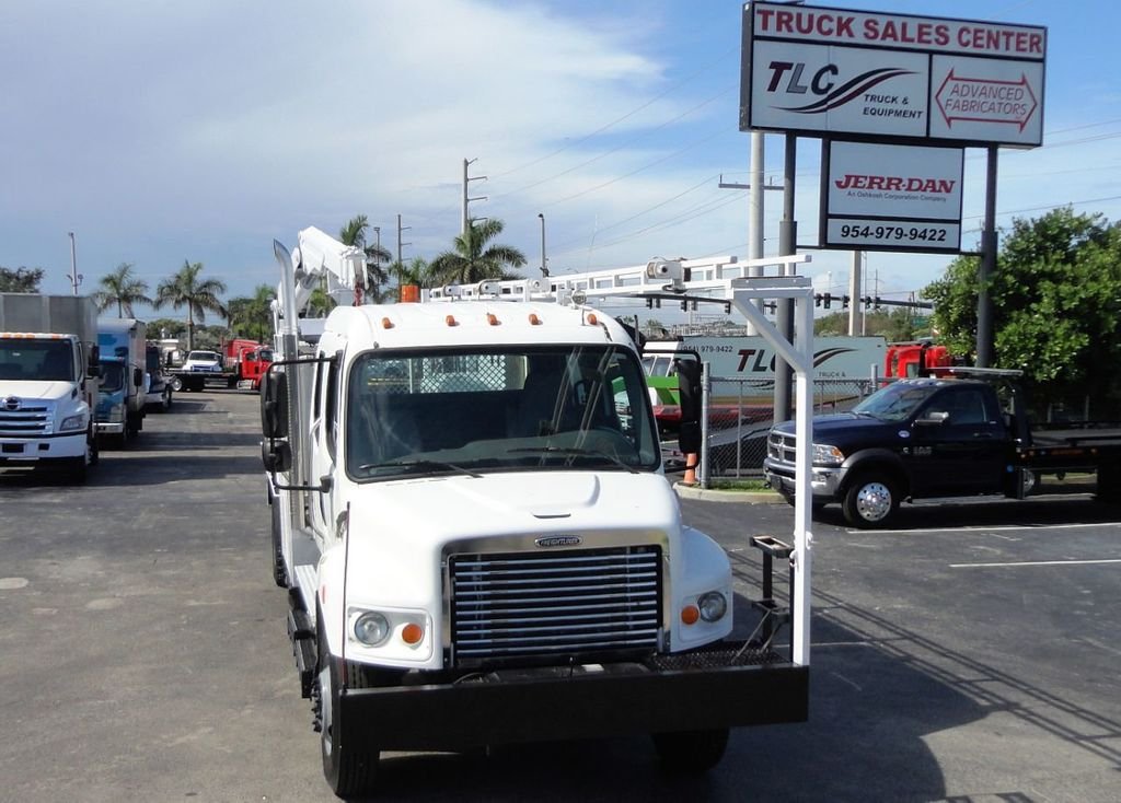 2009 Freightliner BUSINESS CLASS M2 31FT CRANE, STELLAR 60MH 6000LB..CREWCAB HD - 19193683 - 1