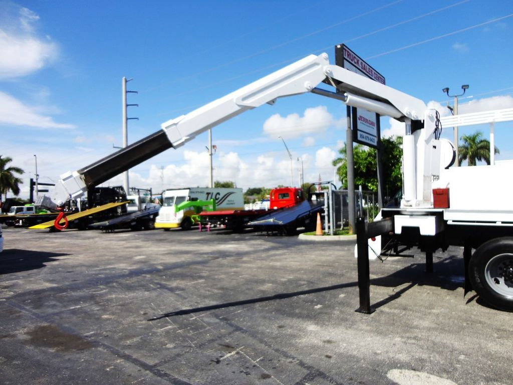 2009 Freightliner BUSINESS CLASS M2 31FT CRANE, STELLAR 60MH 6000LB..CREWCAB HD - 19193683 - 44