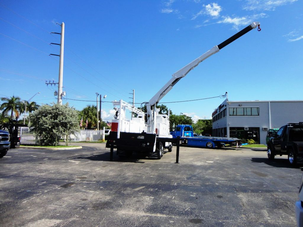 2009 Freightliner BUSINESS CLASS M2 31FT CRANE, STELLAR 60MH 6000LB..CREWCAB HD - 19193683 - 46