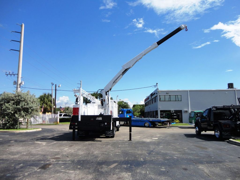 2009 Freightliner BUSINESS CLASS M2 31FT CRANE, STELLAR 60MH 6000LB..CREWCAB HD - 19193683 - 47