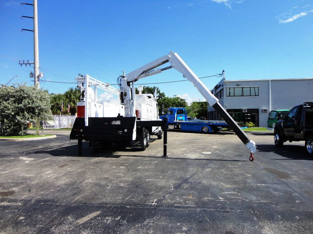 2009 Freightliner BUSINESS CLASS M2 31FT CRANE, STELLAR 60MH 6000LB..CREWCAB HD - 19193683 - 48